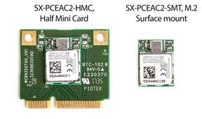 SX-PCEAC2 Form Factors