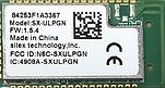 SX-ULPGN Module Image with Label for web