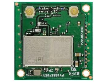 Connectivity Solutions > Embedded Wireless > SX-SDMAC Radio Module